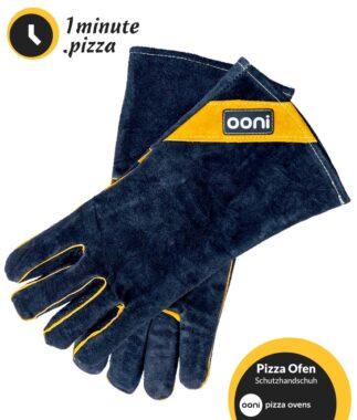 Ooni Leder Schutzhandschuh für Pizzaofen
