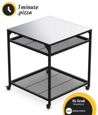 Ooni Modultisch XL Groß Pizzaofen Tisch