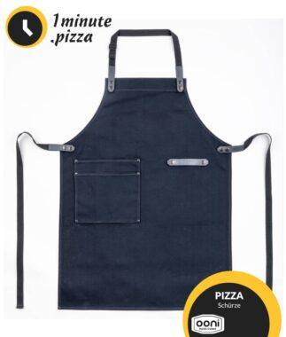 Ooni Schürze / KochschürzePizzaiolo für Pizza, Grill usw.